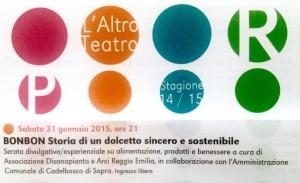 locandina evento teatro