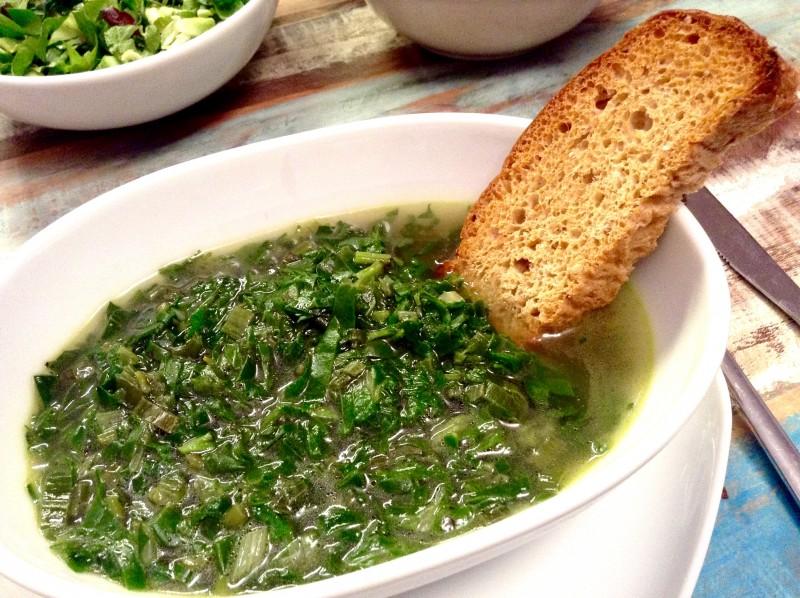 Zuppe e vellutate disanapianta for Cucinare ortica
